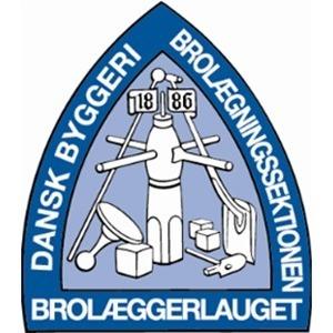 Brolæggerlauget, Dansk Byggeri, Brolægningssektionen logo