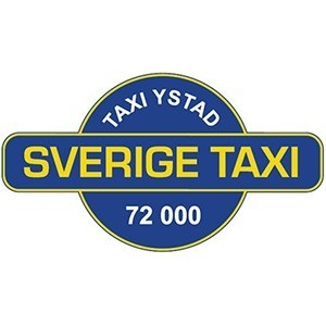 Taxi Ystad 72000 logo