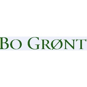 Bo Grønt Havecenter logo