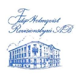 Filip Holmqvist Revisionsbyrå AB logo