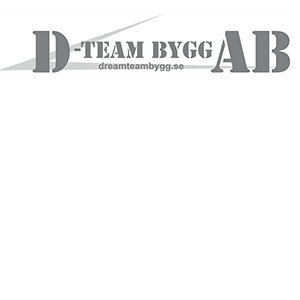 D-Team Bygg, AB logo