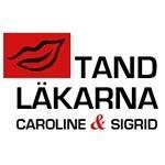 Tandläkarna Caroline & Sigrid logo
