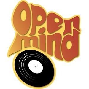 Open Mind-Skivbörs logo