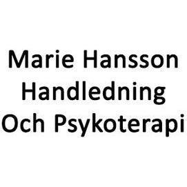 Marie Hansson Handledning Och Psykoterapi logo