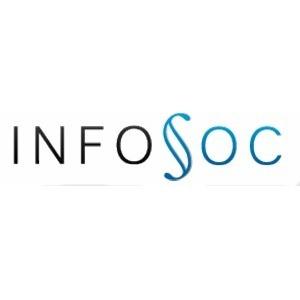 Infosoc Rättsdata AB logo
