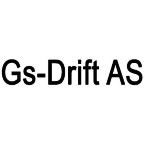Gs-Drift AS logo