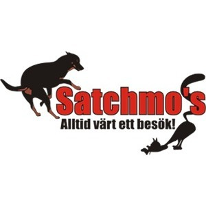 Satchmo's Hund & Katt logo