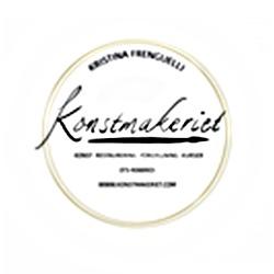 Kristina Frenguelli Konstmakeriet logo