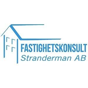 Fastighetskonsult Stranderman AB logo