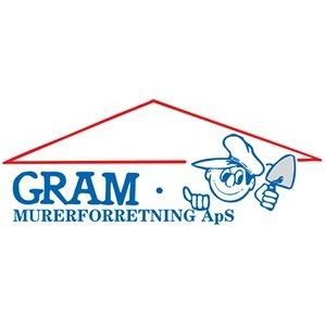 Gram Murerforretning ApS logo