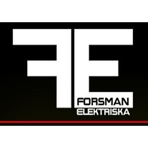 Peter Forsman Elektriska AB logo