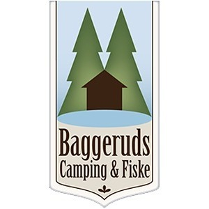 Baggeruds Camping & Fiske logo