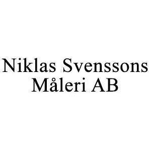 Niklas Svenssons Måleri AB logo