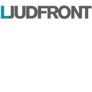 LJUDFRONT logo