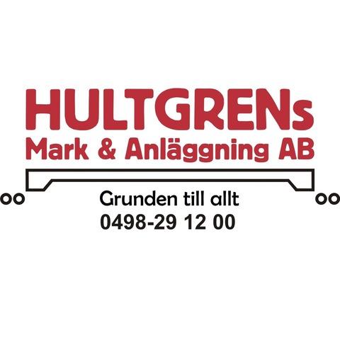 Hultgrens Mark & Anläggning AB logo