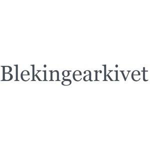 Blekingearkivet logo