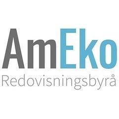 AmEko Redovisningsbyrå, AB logo