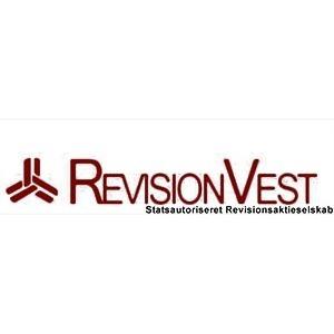 Revision Vest A/S logo