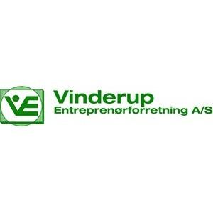Vinderup Entreprenørforretning A/S logo