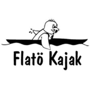 Flatö Kajakcenter logo
