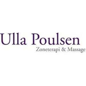 Ulla Poulsen Zoneterapi og Massage logo