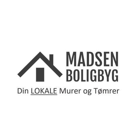 Madsen Boligbyg logo