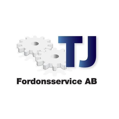 TJ Fordonservice Södertälje logo