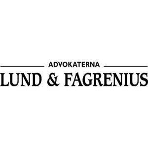 Advokaterna Lund & Fagrenius logo