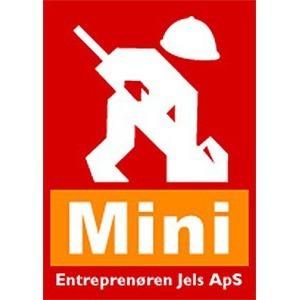 Mini-Entreprenøren Jels ApS logo