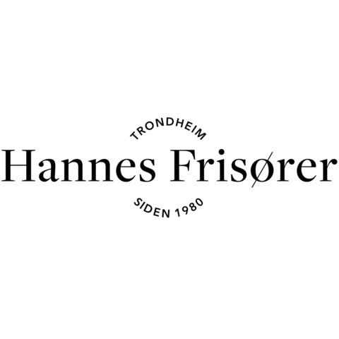 Hannes Frisører AS avd Prinsens Gate Trondheim logo