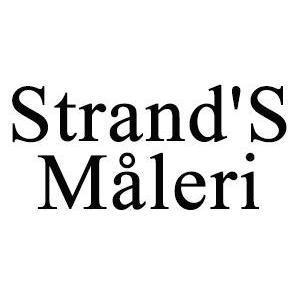 Strand'S Måleri logo
