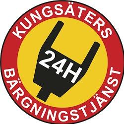 Kungsäters Bärgningstjänst - Vägassistans 24H logo
