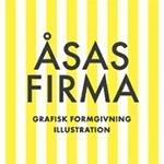 Åsas Firma logo