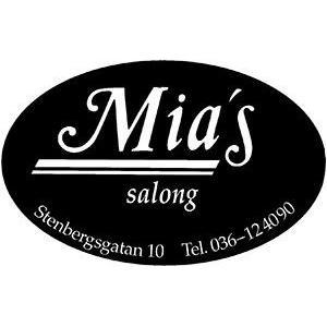 Mias Salong logo