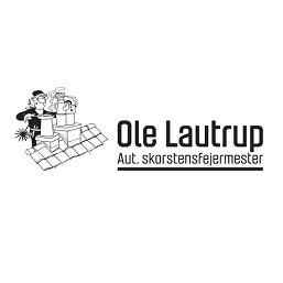 Skorstensfejermester Ole Lautrup logo