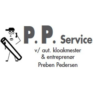 P. P. Service logo