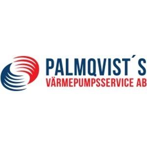 Palmqvists Värmepumpsservice AB logo