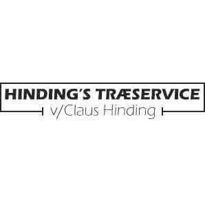 Hinding's Træservice logo