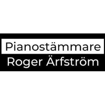 Pianostämmare Roger Ärfström logo