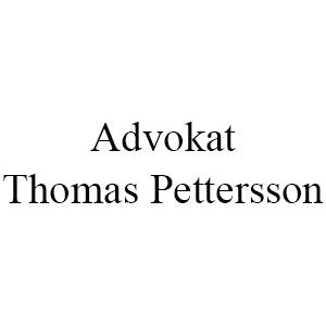 Pettersson Thomas, Advokat logo