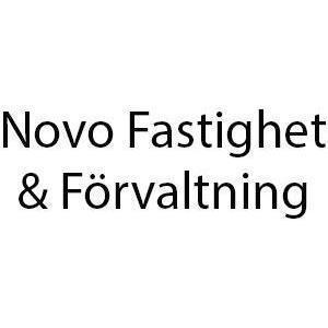 Novo Fastighet & Förvaltning logo