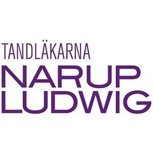 Tandläkarna NarupLudwig logo