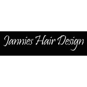 Jannie's Hair Design logo