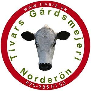 Tivars Gårdsmejeri logo