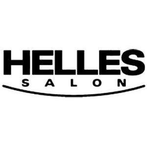 Helles Salon logo