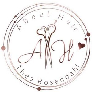 About Hair logo