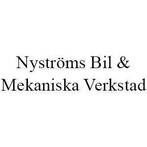 Nyströms Bil & Mekaniska Verkstad logo