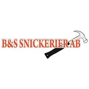 B & S Snickerier AB logo