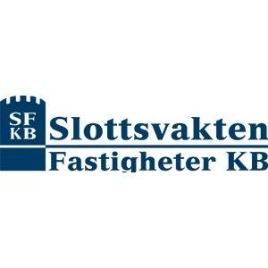 Slottsvakten Fastigheter logo