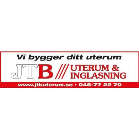 JTB Uterum & Inglasningar logo